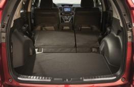 Honda CR-V, boot