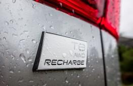 Volvo XC60 Recharge, 2021, badge