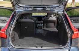 Volvo XC60 Recharge, 2021, boot