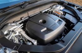 Volvo XC60 Recharge, 2021, engine