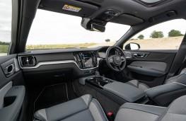 Volvo XC60 Recharge, 2021, interior