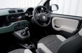 Fiat Panda 4x4, interior