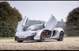 McLaren 650S Coupe, doors