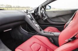 McLaren 650S Coupe, interior