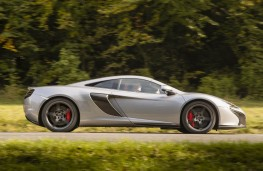 McLaren 650S Coupe, side
