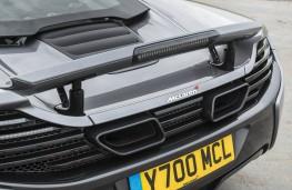 McLaren 650S Coupe, spoiler