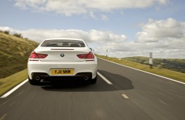 BMW 6 Series Coupe, rear