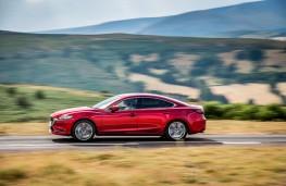 Mazda6 GT Sport Nav+, 2019, side, action