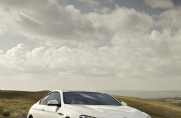 BMW 6 Series Coupe, upright
