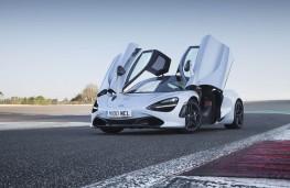 McLaren 720S, 2017, doors