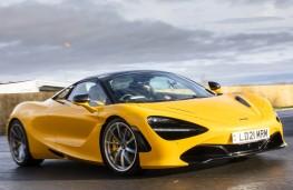 McLaren 720S, 2017, front