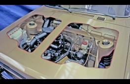 Ford Fiesta, 1976, cutaway
