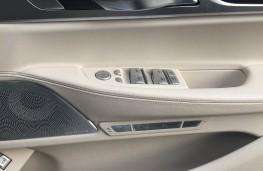 BMW 7 Series, door trim