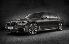 BMW M760Li xDrive V12, front