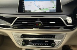 BMW 7 Series, display screen