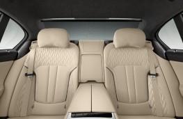 BMW M760Li xDrive V12, seats