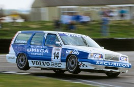 Volvo 850 T5, British Touring Car Championships