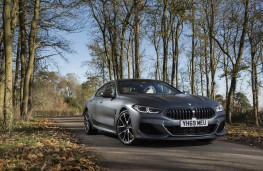 BMW 8 Series Gran Coupe, 2019, front