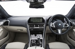 BMW 8 Series Gran Coupe, 2019, interior