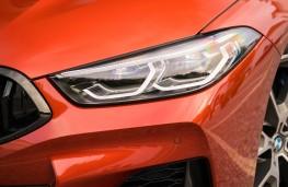 BMW 8 Series Coupe, 2018, headlamp