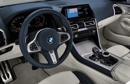 BMW 8 Series Gran Coupe, 2019, interior