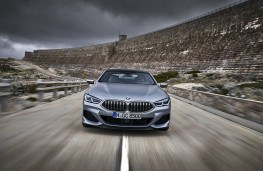 BMW 8 Series Gran Coupe, 2019, nose