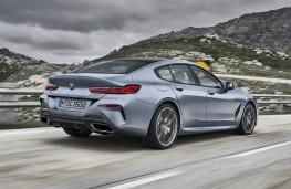 BMW 8 Series Gran Coupe, 2019, rear