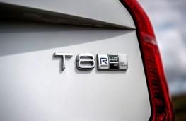 Volvo XC90 Recharge, 2021, badge
