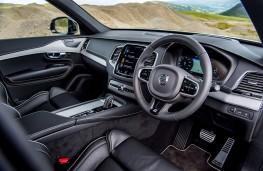 Volvo XC90 Recharge, 2021, interior