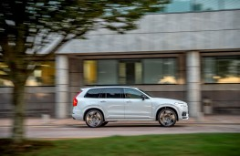 Volvo XC90 Recharge, 2021, side