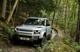 Land Rover Defender 90 X-Dynamic, 2020, front