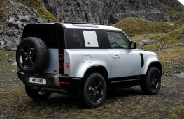 Land Rover Defender 90 X-Dynamic, 2020, rear