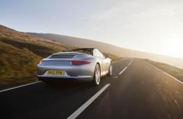 Porsche 911 Carrera S Cabriolet, rear
