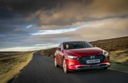 Mazda3, dynamic