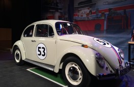 Herbie, VW Beetle