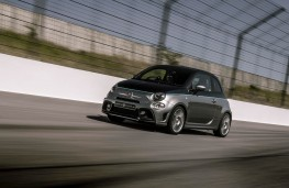 Abarth 695 Rivale, front