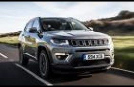 Jeep Compass, front
