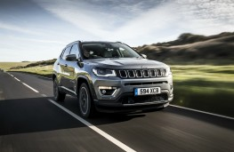 Jeep Compass, dynamic
