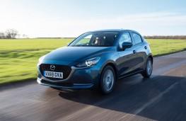 Mazda2, front