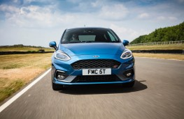 Ford Fiesta ST, front