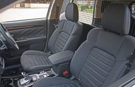 Mitsubishi Outlander PHEV, interior