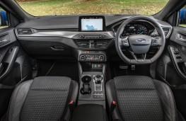 Ford Focus, interior