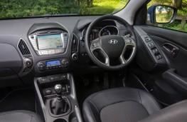 Hyundai ix35, interior