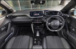 Peugeot 208 GT, interior