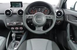 Audi A1, interior
