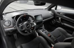 Alpine A110S, 2019, interior