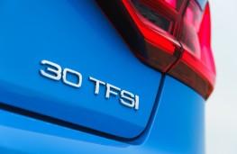 Audi A1 S line, 2019, badge