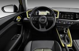 Audi A1, 2018, interior