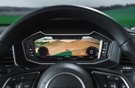 Audi A1 S line, 2019, virtual instument panel