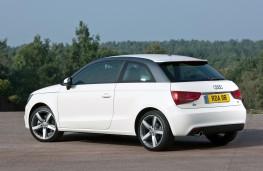 Audi A1, rear